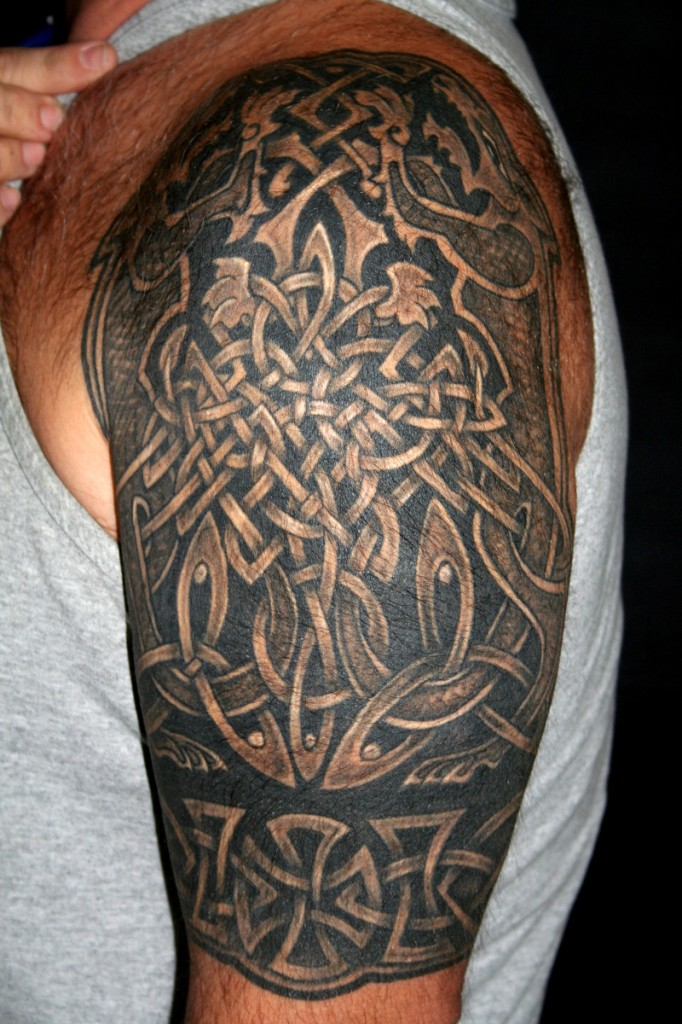 Celtic Knot Tattoos Designs, Ideas and Meaning | Tattoos ... | 682 x 1024 jpeg 195kB