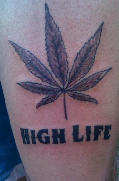 Thc Tattoo Designs